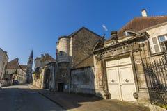 Gator av Chaumont, Haute-Marne, Frankrike Royaltyfri Fotografi