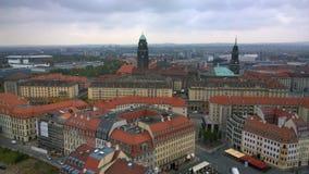 Gator av Dresden arkivfoton
