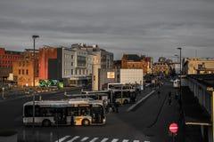 Gator av Hasselt, Belgien Royaltyfri Foto