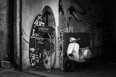 Gator av Lisbon Arkivfoto