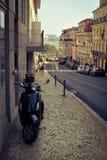 Gator av Lisbon Royaltyfria Foton