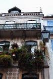 Gator av Lisbon _ Arkivfoton