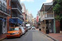 Gator av New Orleans Arkivfoton