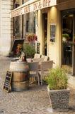 Gator av Provence Royaltyfri Fotografi