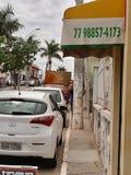 gator från Bahia fotografering för bildbyråer