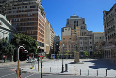 Gator i Cape Town, Sydafrika Fotografering för Bildbyråer