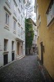 Gator i Salzburg Royaltyfri Fotografi