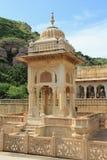 Gator Ki Chhatriyan.Jaipur. Stock Photography