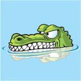 gator sneaky бесплатная иллюстрация