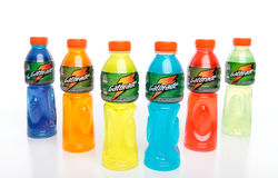 Gatorade - Energy Sports Drinks Royalty Free Stock Images