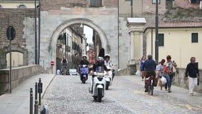 Gatorna Italien stock video