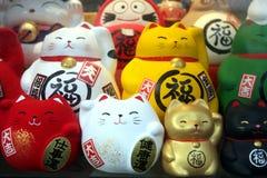 Gatos chineses Imagem de Stock
