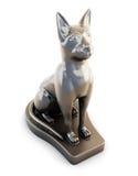 Gatos de la escultura ilustración del vector