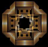 Gatsby-Design Lizenzfreie Stockbilder