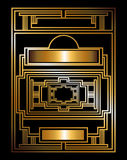 Gatsby design Stock Photo