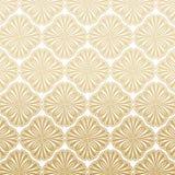 Gatsby léger Art Deco Pattern Background Design illustration libre de droits