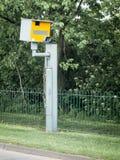 Gatso-Geschwindigkeitskamera Stockbilder