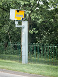 Gatso speed camera Stock Images