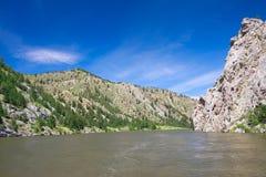 Gatter der Berge Stockbilder