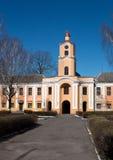 Gatter des Radziwill Schlosses Lizenzfreie Stockbilder