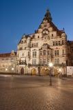 Gatter Dresden-Stallhof Stockbild
