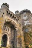 Gatter zum Blackrock Schloss Lizenzfreie Stockbilder