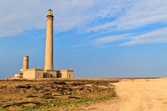 Gatteville-le-Phare Lighthouse near Barfleur Stock Photography