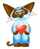 Gattino illustrazione di stock