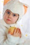 Gattino sorpreso Fotografia Stock Libera da Diritti