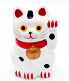 Gatto giapponese Fotografia Stock