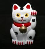 Gatto giapponese Immagine Stock