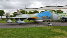 Gatuförsäljare Hunter F 58 Arkivfoton