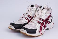 Gatunków sportów buty obrazy royalty free