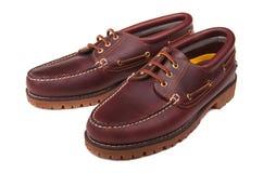 gatunku pokładu nowi buty Obrazy Stock