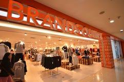 Gatunku ujścia sklep przy Suria Sabah zakupy centrum handlowym Fotografia Stock