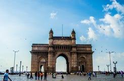 gatway om Indien arkivfoton