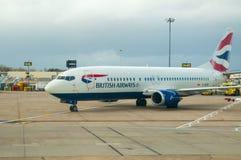 Gatwick flygplats Royaltyfri Foto