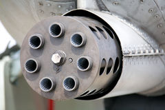 gau карамболя 8 мстителей роторное Стоковая Фотография RF