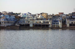 Gau Ghat in Pushkar Royalty Free Stock Photography