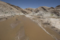 Gaub River - Namibia Royalty Free Stock Image