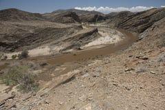 Gaub River - Namibia stock photo