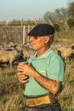 Gaucho brésilien photo stock