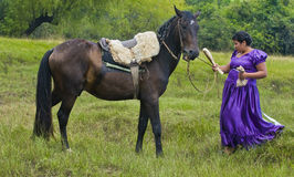 Gaucho festival Stock Images