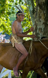 Gaucho festival Royalty Free Stock Image