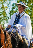 Gaucho festival Stock Photos