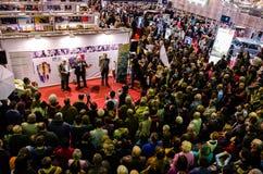 Gaudeamus Book Fair, Bucharest, Romania 2014 Stock Images