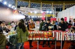 Gaudeamus Book Fair, Bucharest, Romania 2014 Stock Photo