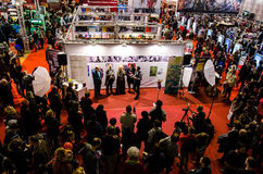Gaudeamus Book Fair, Bucharest, Romania 2014 Stock Image