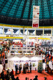 Gaudeamus Book Fair, Bucharest, Romania 2014 Stock Photography