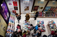 Gaudeamus Book Fair, Bucharest, Romania 2014 Royalty Free Stock Image